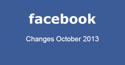חידושים ושינויים בפייסבוק