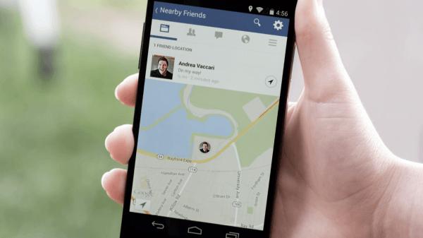 """פייסבוק משיקים אפשרות חדשה שנקראת """"חברים שנמצאים קרוב"""""""