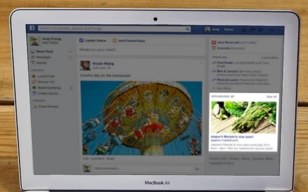 פייסבוק מציגים מודעות צד חדשות – כל מה שצריך לדעת