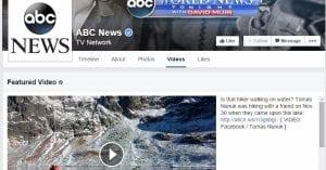 פייסבוק בוחנים נראות חדשה ללשונית הוידאו בעמודים עסקיים