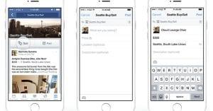 פייסבוק משיקים רשמית את האפשרות לקנות ולמכור דרך קבוצות ייעודיות