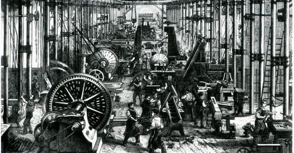 המהפכה התעשייתית בעולם הפרסום
