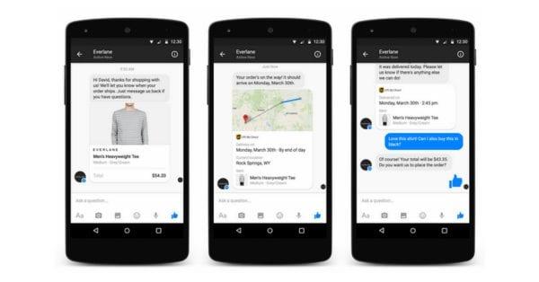 פייסבוק מסנג'ר לעסקים