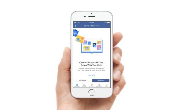 דרך חדשה לרכז תמונות של ילדיכם בפייסבוק