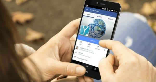 פייסבוק הופכים את העמודים העסקיים להיות עוד יותר דומים לאתרים