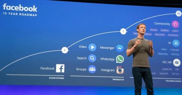 כל מה שפייסבוק הודיעו עליו באירוע המתכנתים השנתי